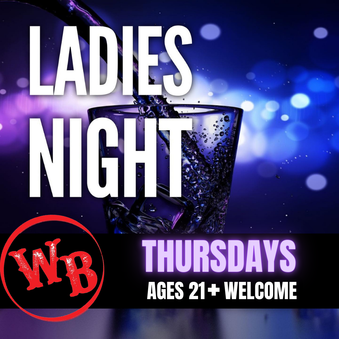Ladies Night on Thursdays at the Whiskey Baron Dance Hall & Saloon in Colorado Springs